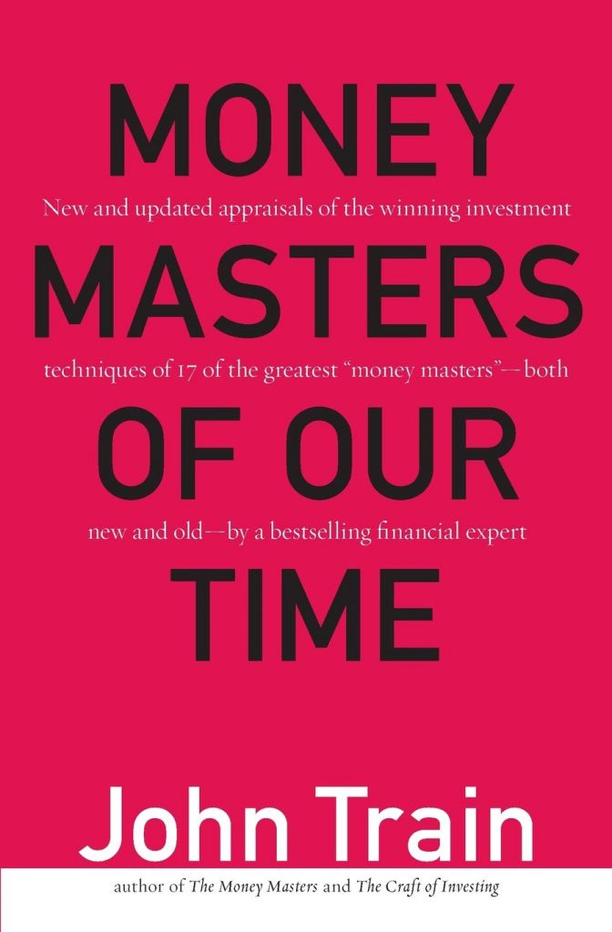 Money masters of our time - John Train